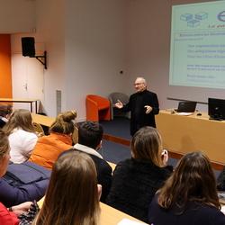 Conférence EGEE - BTS Gestion de la PME & BTS Comptabilité Gestion