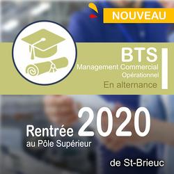 Formation par apprentissage : BTS Management Commercial Opérationnel Par Apprentissage