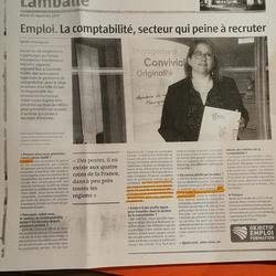 Licence Comptabilité gestion DCG : De nombreux débouchés. On recrute !Bretagne, St Brieuc POLE SUP