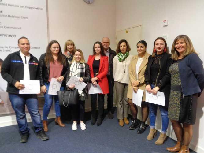 Photos : remise de diplômes dsc01548