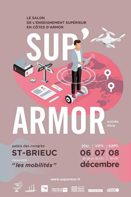 Le Pôle Supérieur au salon Sup''Armor 2018 0