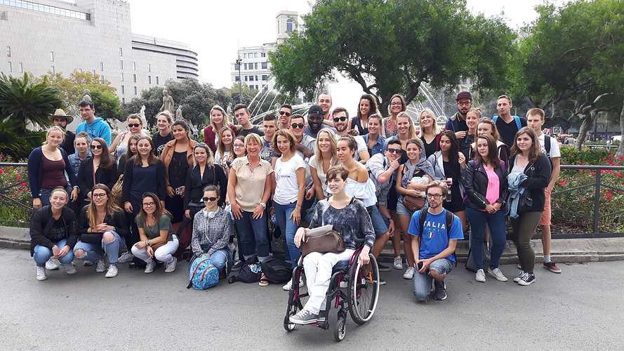 Destination Barcelone pour les AG2 et NRC2 0