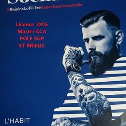 Licence DCG Compta gestionPôle Sup St Brieuc
