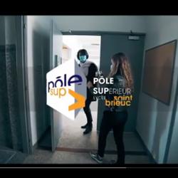 Pôle Supérieur : Le local CDI des étudiants - Secteur Saint Brieuc