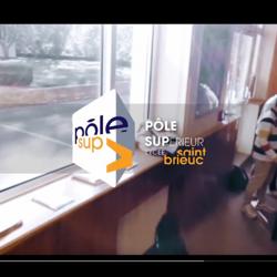 Pôles Supérieur - Saint Brieuc : La cafétéria