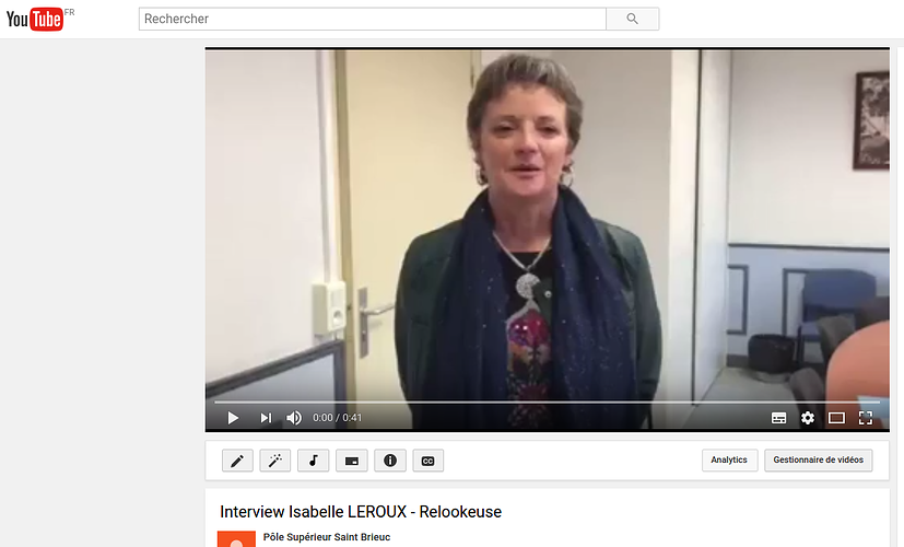 Interview Isabelle LEROUX - Relookeuse 0