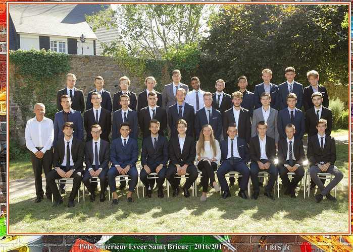Photo de classe 2016-2017 : BTS TC1 0