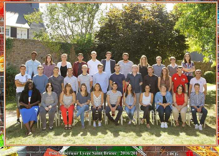 Photo de classe 2016-2017 : Licence DCG2 0