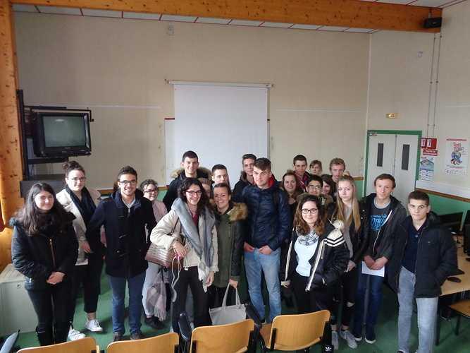 Cordée de la réussite : rencontre au Lycée Sacré Coeur 0