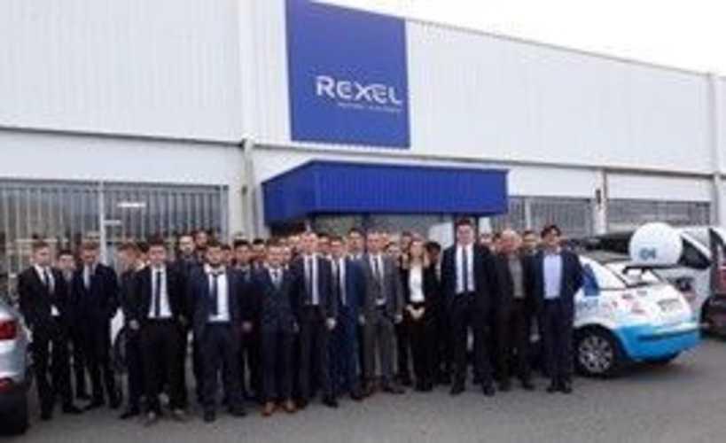 Visite Journée Multi-Fournisseurs REXEL photo2