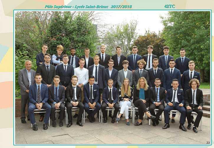 Photos de classe : TC 2 0