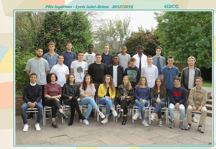 Photos de classe : DCG 1 301