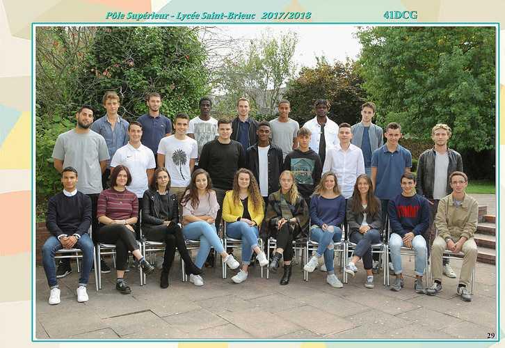 Photos de classe : DCG 1 0