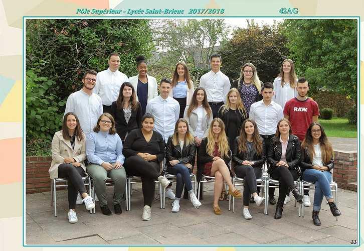 Photos de classe : AG 2 331