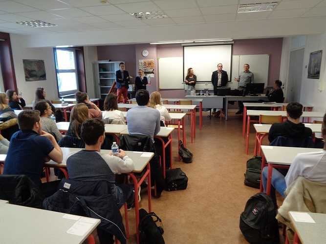Licence DCG St Brieuc, ses partenariats, ses échanges privilégiés 0