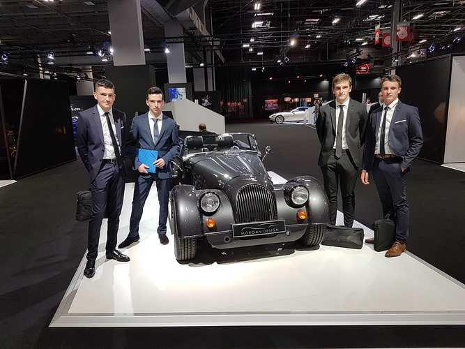 Mondial Auto 2018 0
