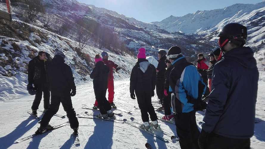 Séjour au ski img20190107105613