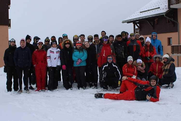 Séjour au ski 0