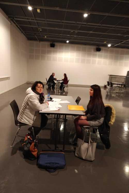 BTS GESTION DE LA PME : entretiens d''embauche à la Cité des Métiers 0