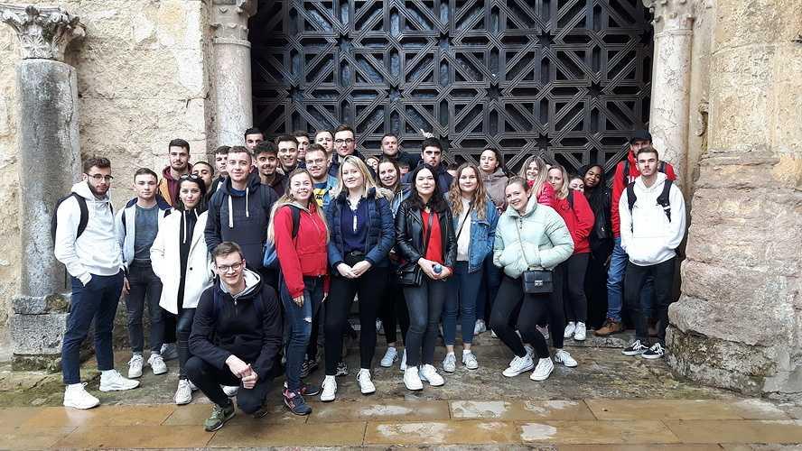 BTS NDRC2: voyage scolaire plein sud à Malaga 0