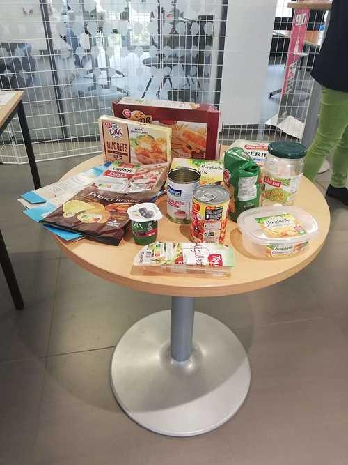 """Journée """"manger, bouger"""" à l''hôpital privé des Côtes d''Armor de Plérin : présentation du NUTRISCORE 0"""