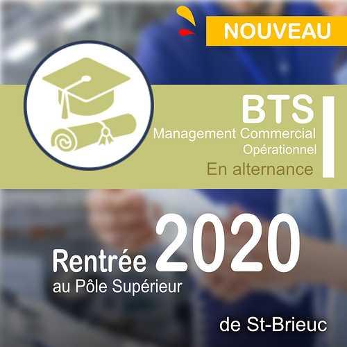 Formation par apprentissage : BTS Management Commercial Opérationnel Par Apprentissage 0