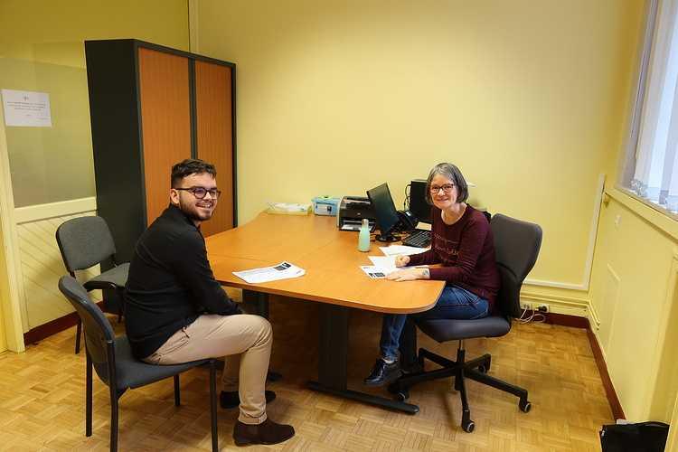 BTS GESTION DE LA PME : entretiens d''embauche au Pôle Supérieur img0623