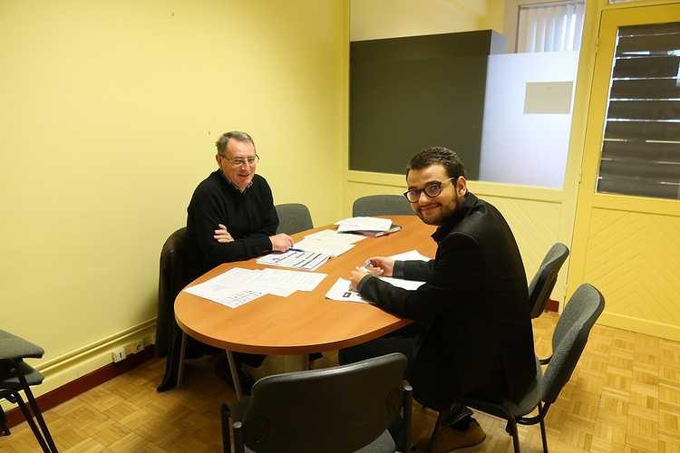 BTS GESTION DE LA PME : entretiens d''embauche au Pôle Supérieur img0624