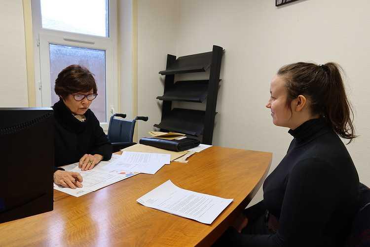 BTS GESTION DE LA PME : entretiens d''embauche au Pôle Supérieur 0