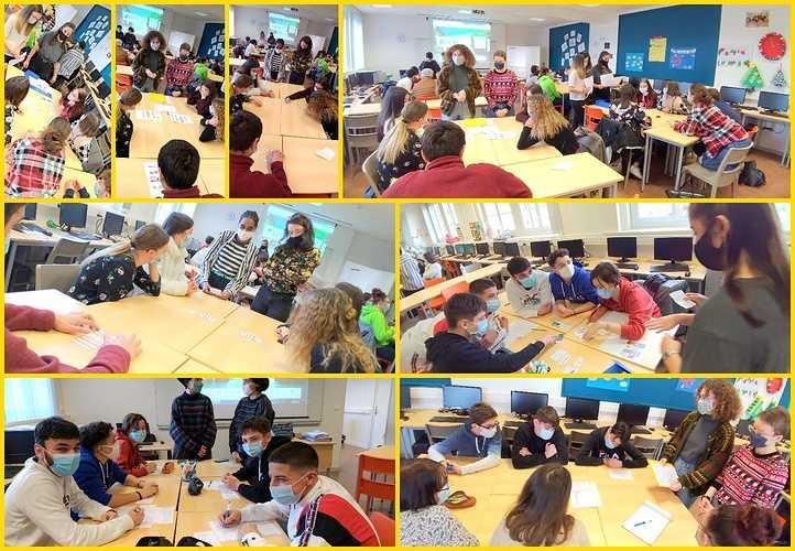 La pédagogie par les pairs : Coopération entre le lycée Marie Balavenne et le Pôle sup 0