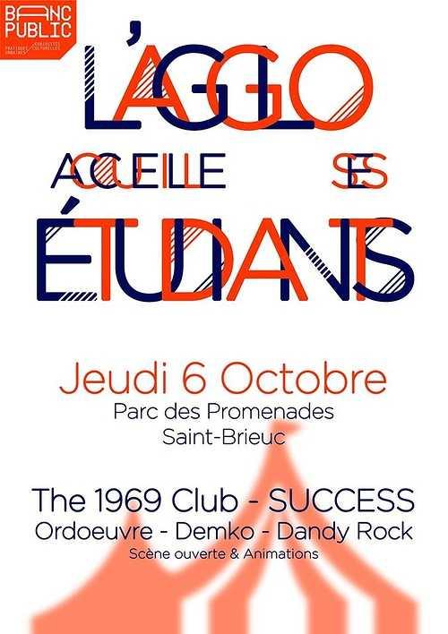 Ca se passe à Saint-Brieuc pour les étudiants ! 0