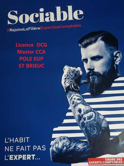 Licence DCG Compta gestionPôle Sup St Brieuc 0