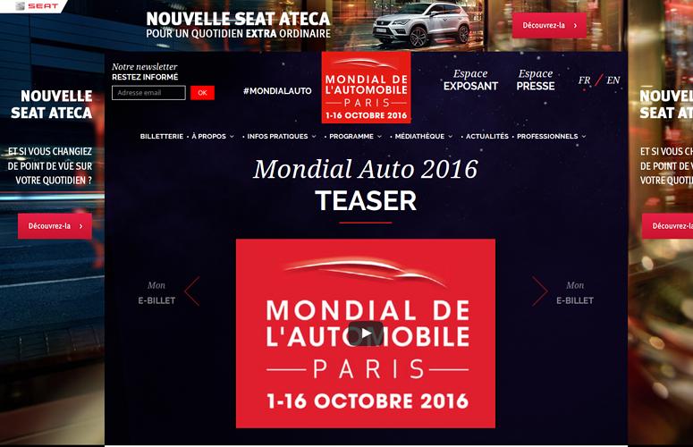Les BTS TC partent au salon de l''automobile de Paris 0